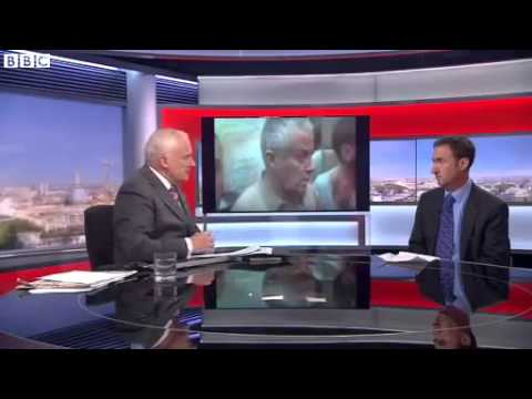 BBC News   Libya PM Zeidan seemed 'overwhelmed' by leadership role