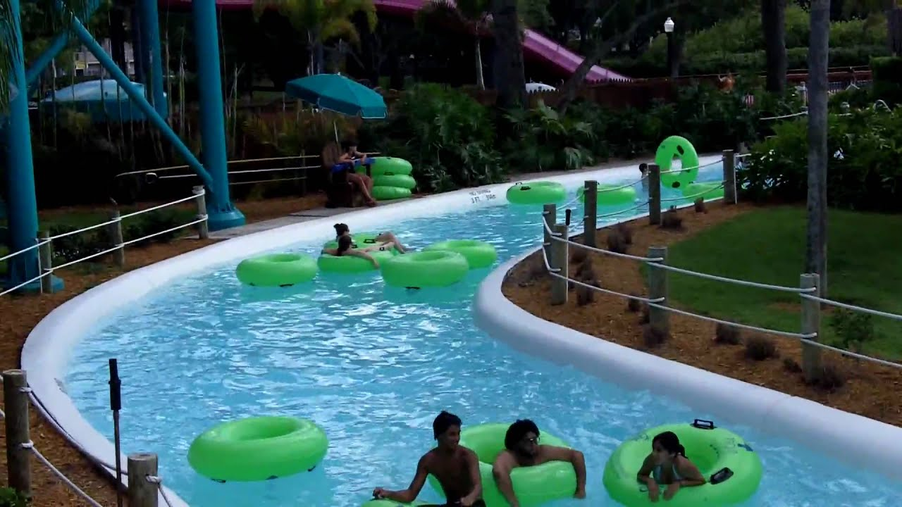 Spotted adventure island water park tampa with youtube for Busch gardens adventure island