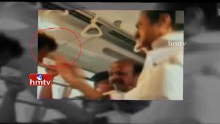 DMK leader Stalin slaps passenger on metro rail