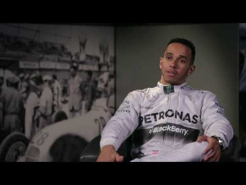 Pre-season Q&A with Lewis Hamilton