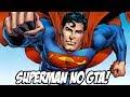 SUPERMAN MOD - GTA IV
