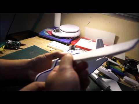 Hướng dẫn làm máy bay điều khiển Mini Micro Chuyên nghiệp như người Nhật Bản