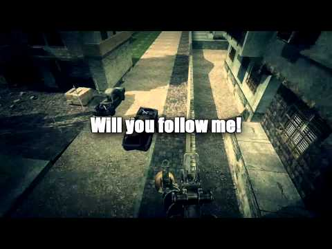 Follow me, One Last Time (CoD4) (Backlot Showcase)