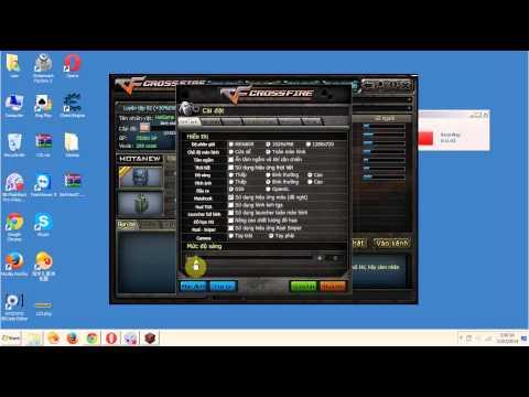 Hướng dẫn cài đặt và cheat Đột Kích CsFired Offline