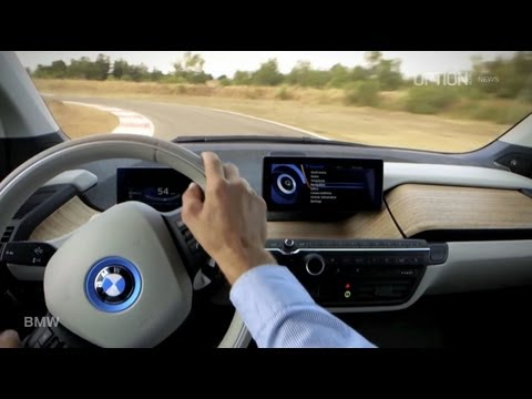2014 BMW i3 OFFICIAL Trailer [HD] (Option Auto News)