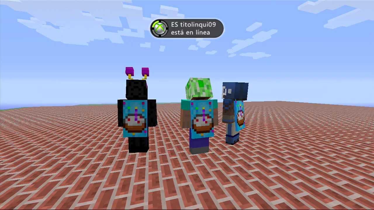 Minecraft Xbox 360: Pequeño Easter Egg de Aniversario de ...