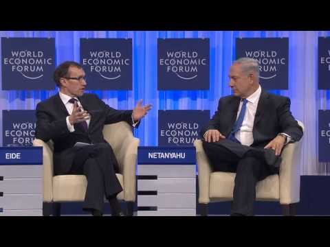Davos2014 - Israel's Economic and Political Outlook
