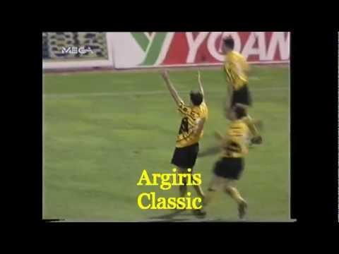 1993 - 94   ΑΕΚ - ΠΑΝΑΘΗΝΑΙΚΟΣ  2-0 ( MEGA )