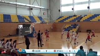 """Federation Cup among women's teams: """"Caspiy"""" - """"Irtysh 2"""""""