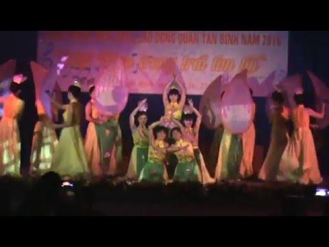 Múa Hồ Chí Minh đẹp nhất tên người