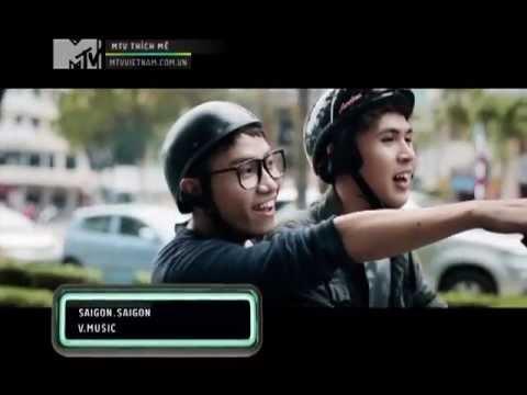 MTV Thích Mê 11/6/2013 (cut) - V.Music - Saigon - Saigon