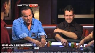 PartyPoker Premier League VI Final Table - Part 3/9