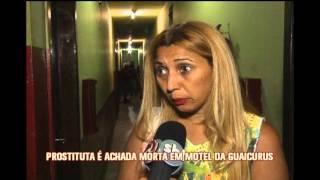 Prostituta � encontrada morta em motel da Rua Guaicurus, no Centro de BH