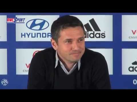 Football / Quand Rémi Garde imite Rolland Courbis - 28/03
