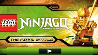 Lego Ninjago Game, Level Desert Gameplay Free Online 3D