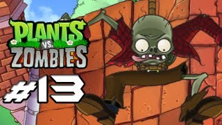 Plants Vs. Zombies Gameplay Walkthrough Part 13