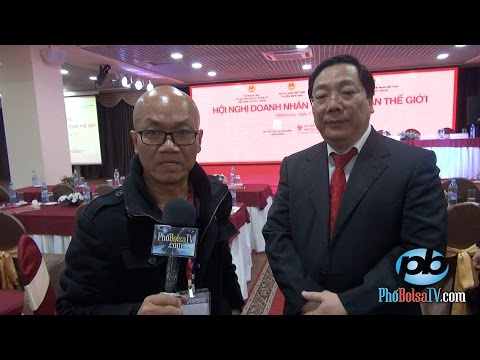Đại sứ VN tại Nga nói về quan hệ  thương mại và người Việt tại Nga