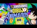 30 CURIOSIDADES DE DIBUJOS ANIMADOS Y ANIME