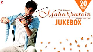 Mohabbatein - Full Audio MP3 Songs