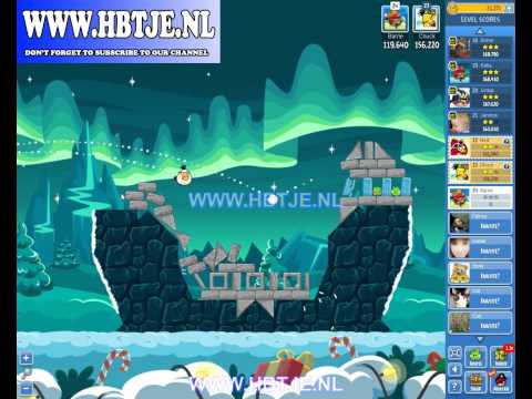 Angry Birds Friends Tournament Level 4 Week 83 (tournament 4) no power-ups