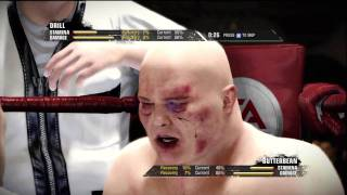 Fight Night Champion Bloody Headbutt DQ HD 720p view on youtube.com tube online.