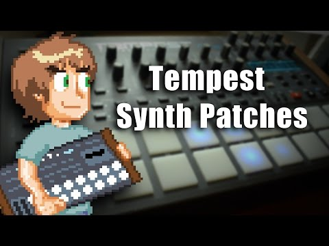 Dave smith tempest patches song