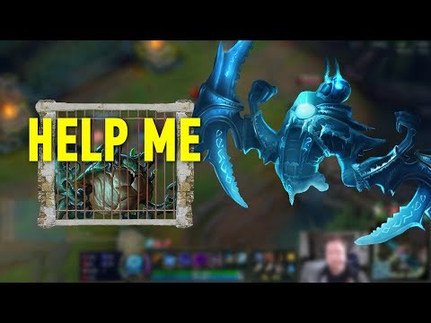 NEW SCUTTLE CRAB OP - Patch 8.10 - Nocturne Jungle Gameplay Guide League of Legends