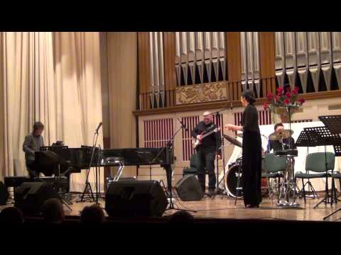 "Laura Marti Quartet ""Sebastiana"" (Tania Maria)"