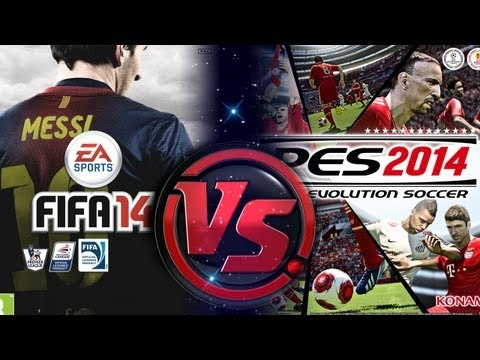 [TTB] FIFA 14 VS PES 2014 - E3 Trailer Breakdown - Latest Details & More!