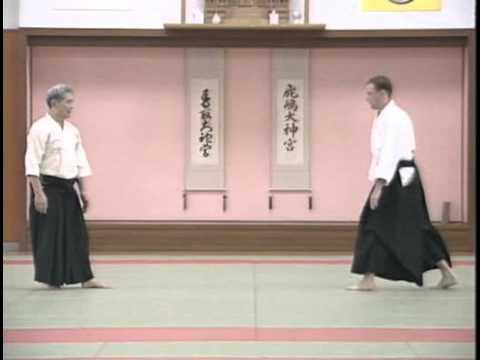 Nishio Aikido Vol 6 Ryotedori Sodedori