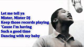 Sam Cooke Having A Party Lyrics