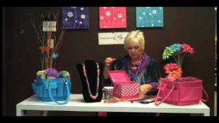 Yarn Necklace Tutorial By Mary Taylor