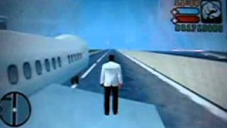 GTA: Liberty City Stories PSP Hint 2 Lets Get A Plane