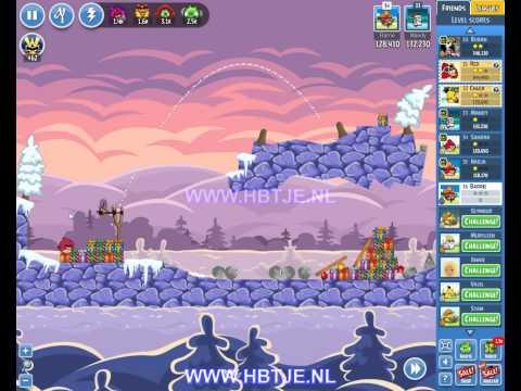 Angry Birds Friends Tournament Level 4 Week 136 (tournament 4) no power-ups