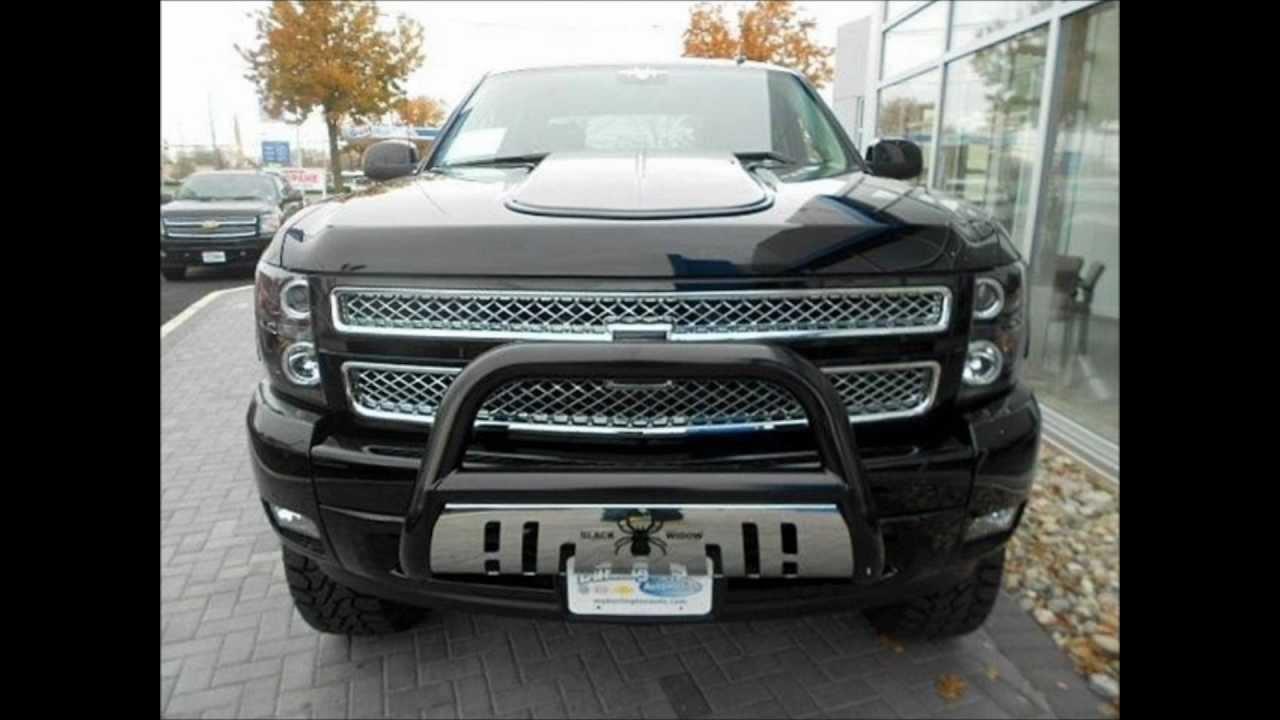 2013 Chevrolet Silverado Black Widow Edition For Sale | Autos Post