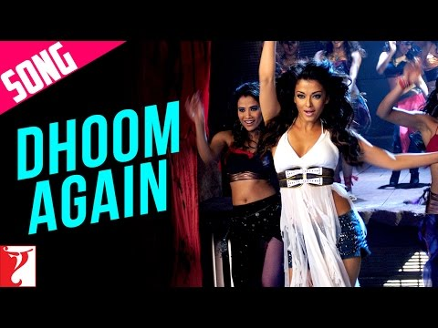 Dhoom Again - Title Song - Dhoom 2 - Hrithik Roshan