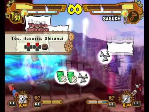 descargar el juego de naruto shippuden ultimate ninja 5 para pc