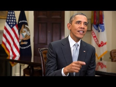 Weekly Address: The President's Budget Ensures Opportunity for All Hard-Working Americans