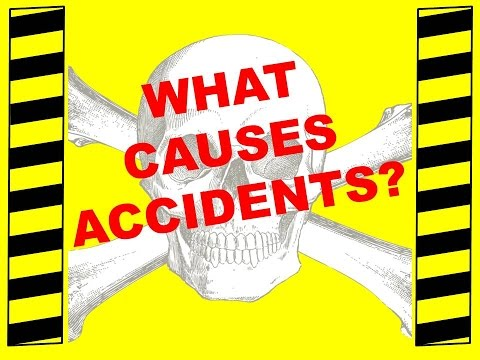 What Causes Accidents - Safety Training Video - Preventing