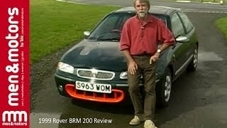 1999 Rover BRM 200 Review