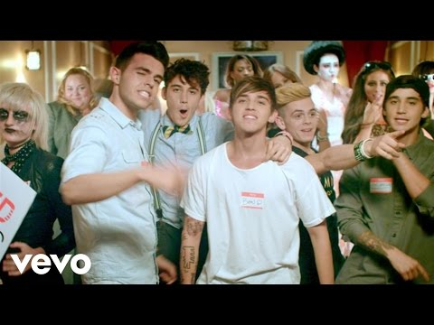 The Janoskians - Real Girls Eat Cake (Explicit)