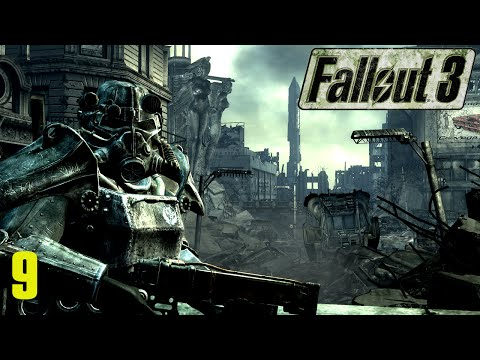 Fallout 3 [Part 9 - Drinking In The Radiation]