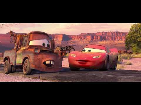 Auta - Nejlepší scény s traktory