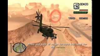 "GTA: San Andreas: Walkthrough/Mission #66 ""Learning To Fly"""