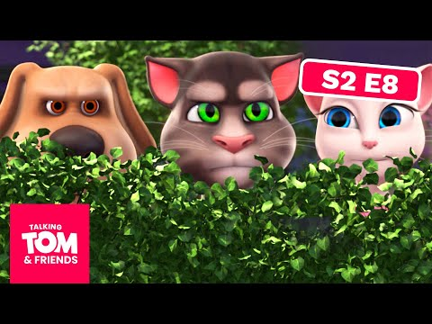 Talking Tom and Friends  The Sabotage  Season 2 Episode 8
