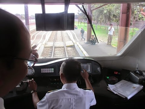 23 Menit Cabride Kereta Api Railbus Bathara Kresna