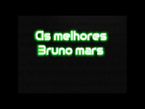 As melhores musicas do Bruno Mars