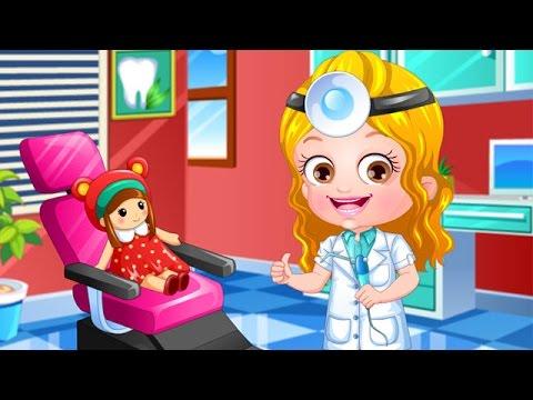 Baby Hazel Game Movie - Baby Hazel Dentist Dressup - Dora the Explorer