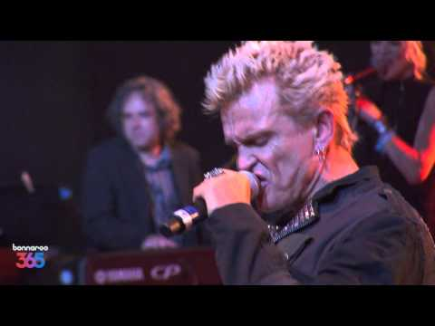 SuperJam 2013: Billy Idol sings T. Rex's