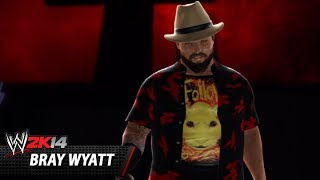 WWE 2K14 Community Showcase: Bray Wyatt (Xbox 360)